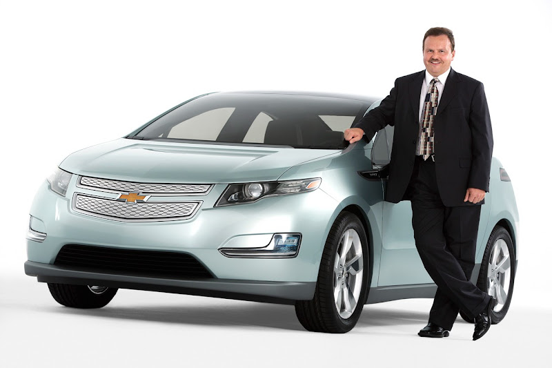 2011 Chevy Volt Electric Car Specification