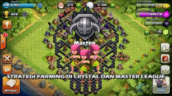 Farming Strategy Clash of Clans