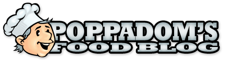 Poppadom's Food Blog