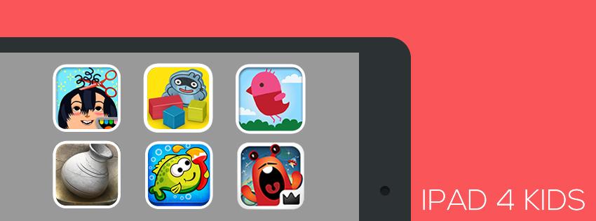 iPad 4 Kids