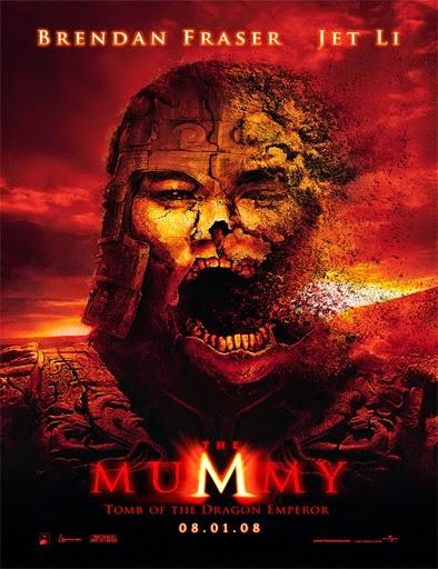 Ver La momia 3 (La tumba del emperador dragón) (2008) Online
