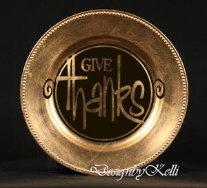 Image Thanksgiving vinyl decal