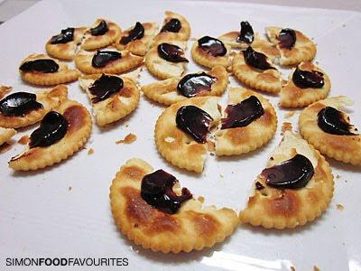 Jatz crackers ingredients in splenda