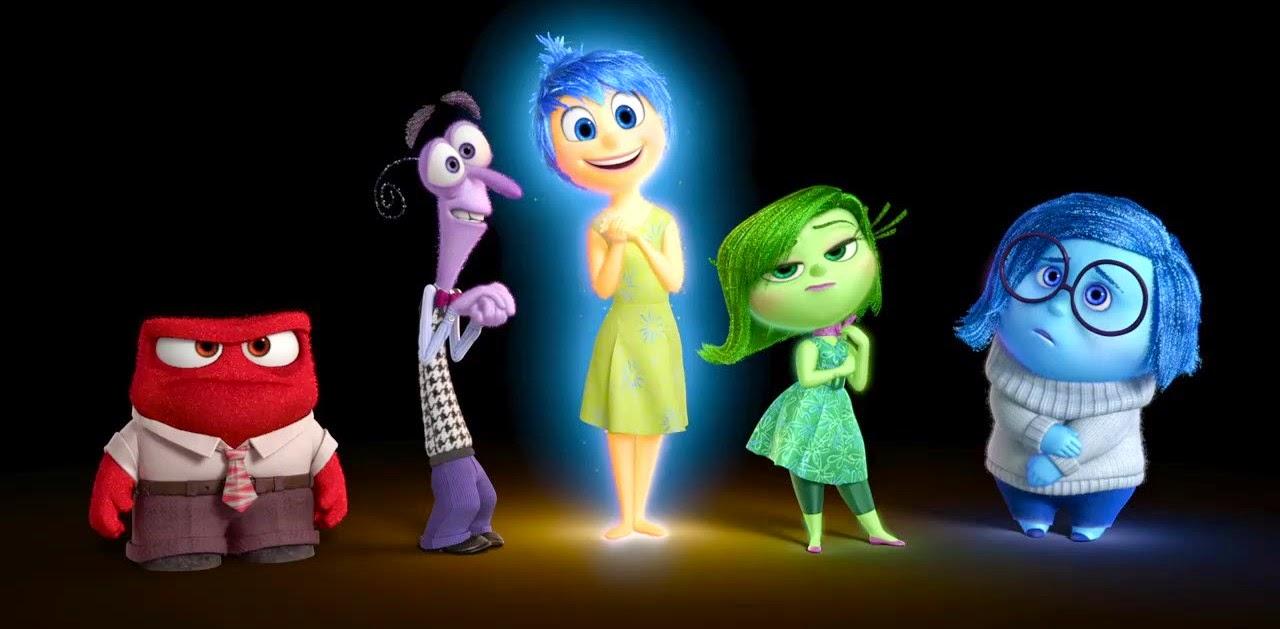 Veja o segundo trailer da animação da Pixar Divertida Mente