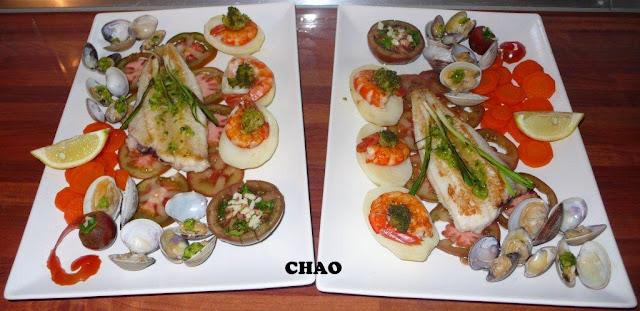 Lenguado Arotisamar,  con aroma a tierra y sabor a mar.