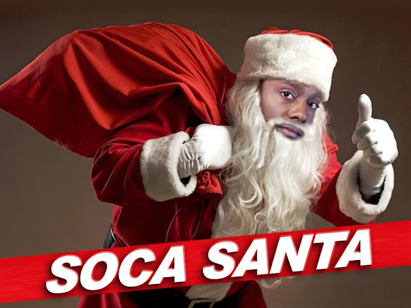 SOCA SANTA Parang Download