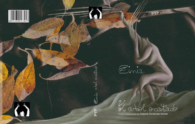 Yoli g mez el rbol encantado album ilustrado - El arbol encantado ...
