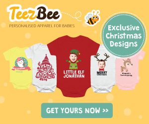 TeezBee.com- Personalised Apparel For Babies