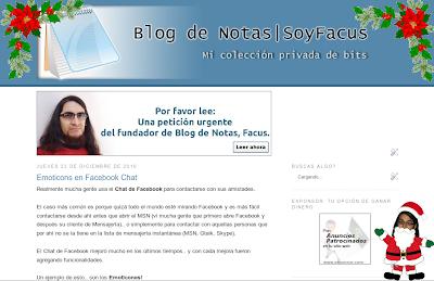 Diseño del Blog Versión 4