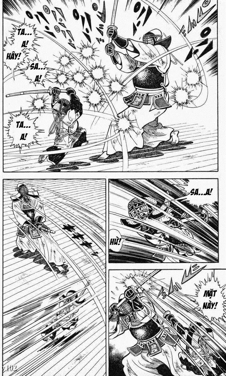 Siêu quậy Teppi chap 94 - Trang 30