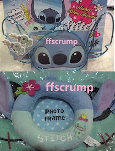 Japan / HK Trendyland Stitch & Scrump Photo Frame