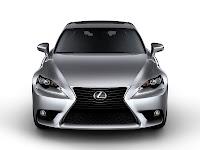 Japanese car photos - 2014 Lexus IS US-Version 3