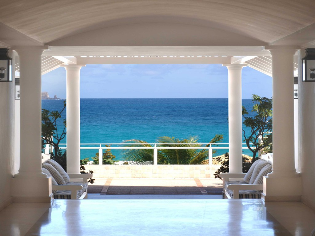Luxury life design st barth hotel isle de france for Designhotel barth