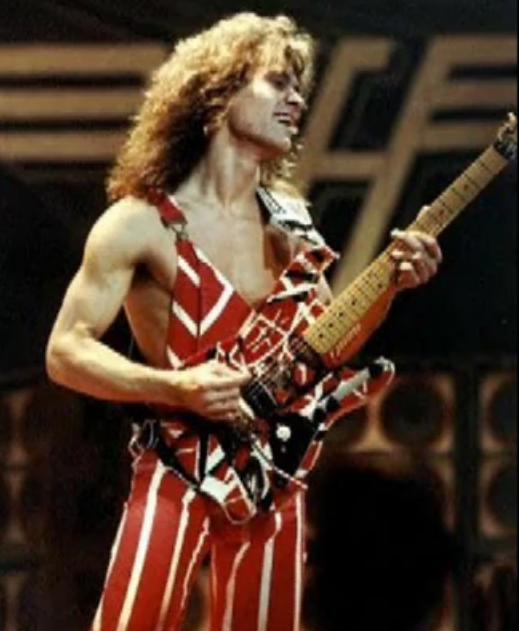 eddie van halen eddie van halen born january 26 1955 Eddie Van Halen Young