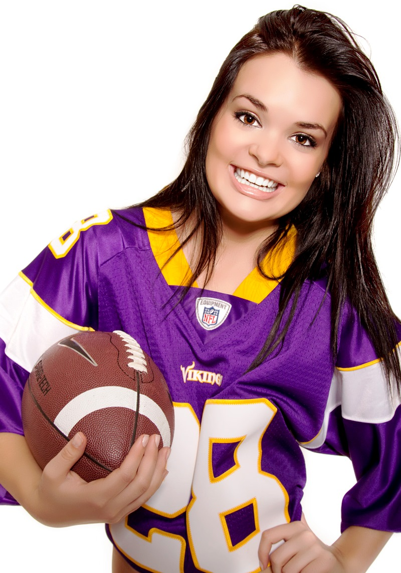 Beauty Babes 2013 Minnesota Vikings Nfl Season Sexy Babe