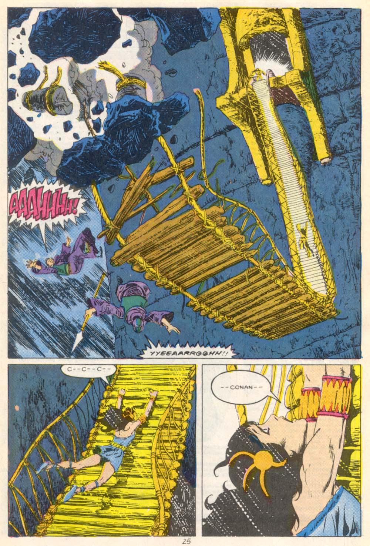 Conan the Barbarian (1970) Issue #210 #222 - English 20