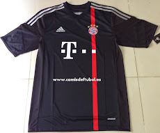 Bayer Munich Black NUEVA