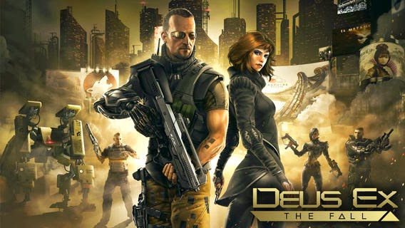 Deus Ex The Fall Android Apk