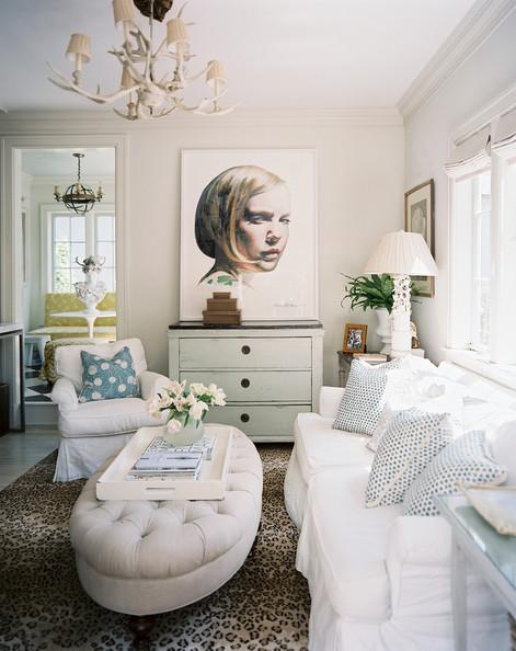 tray, living room, light decor