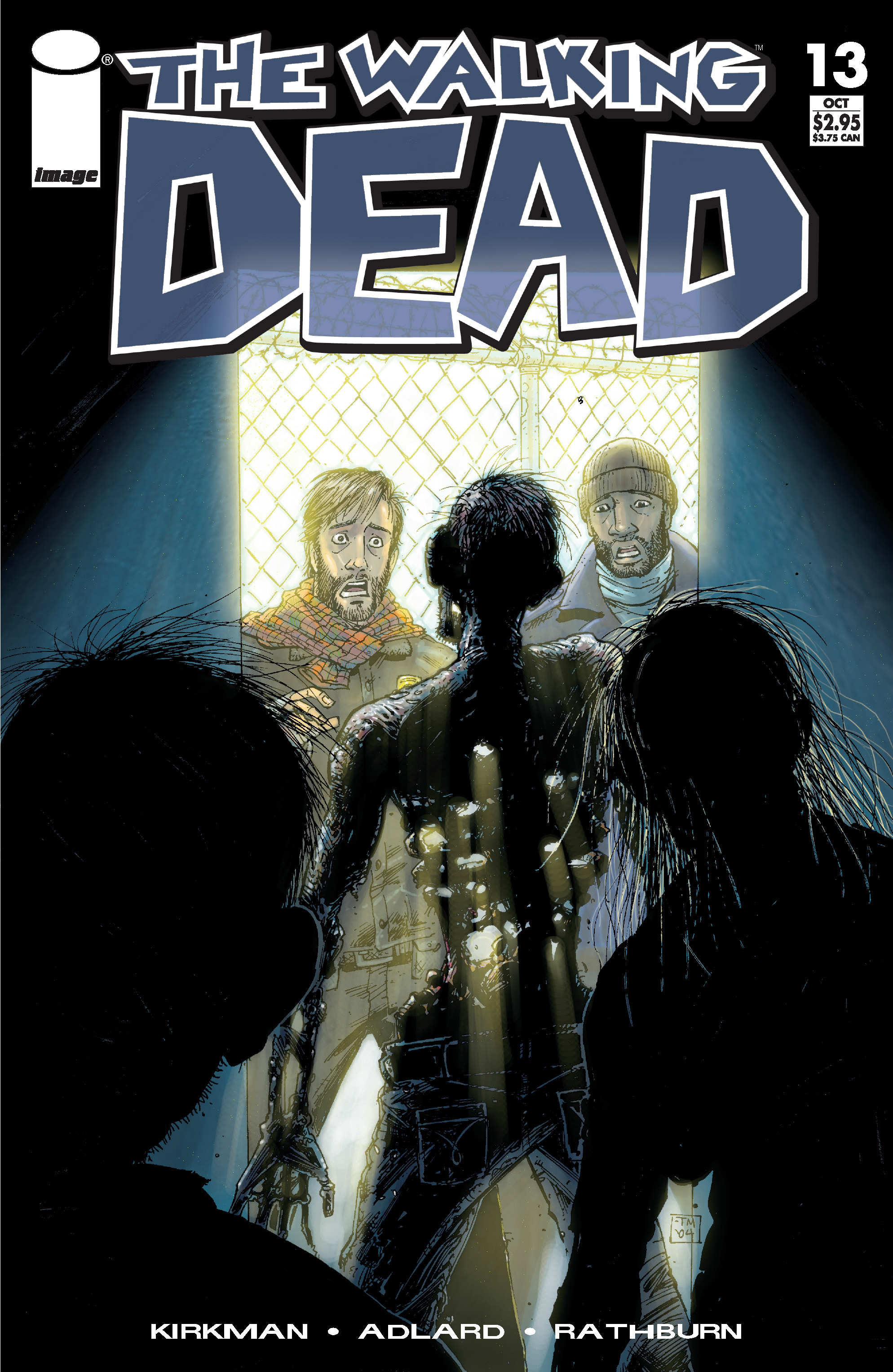 The Walking Dead 13 Page 1