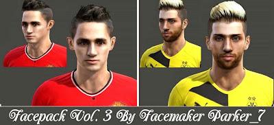 PES 2013 Facepack Vol. 3 By Facemaker Parker_7