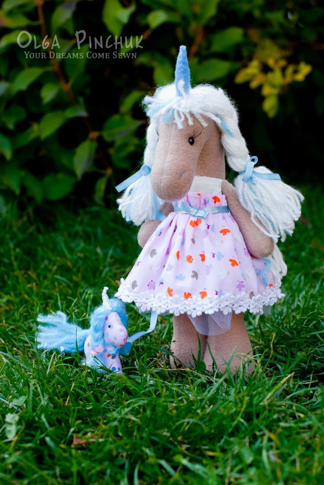 игрушка из флиса