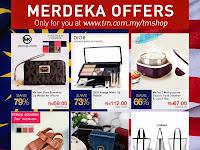Merdeka Offers at TM Shop 2014