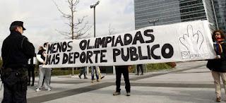 Protesta Madrid 2020