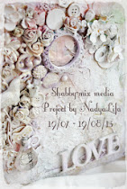 Shabby-Мix-media Alterbook