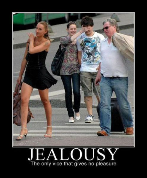 You Don't Ever Wanna Make Your Girlfriend Jealous!