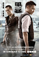 Firestorm movie poster Malaysia release starring Andy Lau