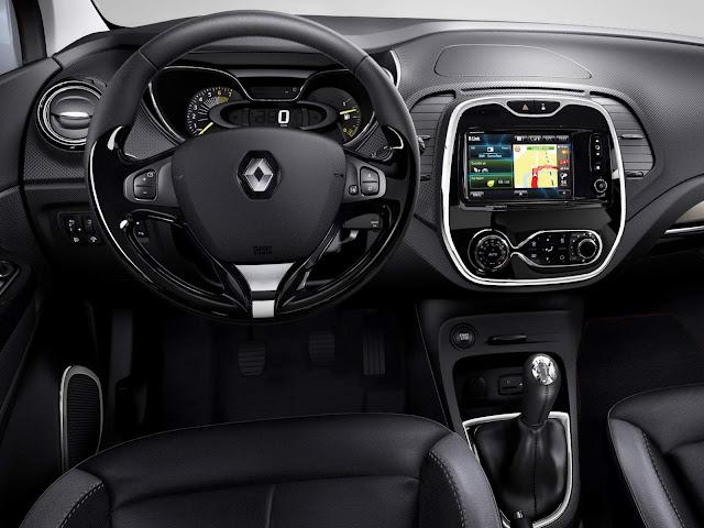 Renault Captur 2016 - interior