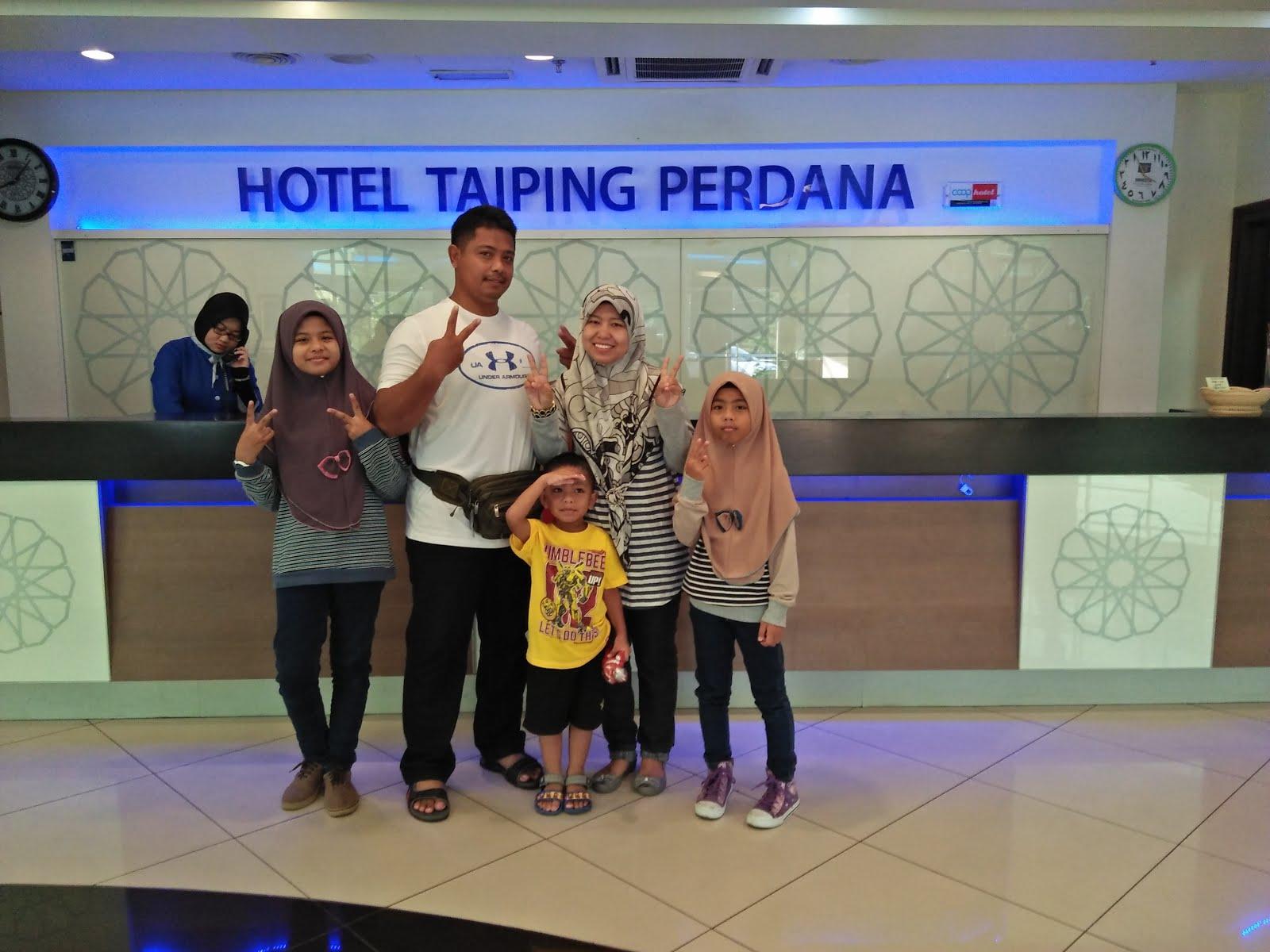 Memori November 2018 ~ Taiping, Perak