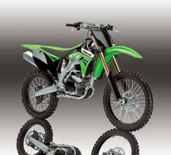 Spesifikasi Kawasaki KX 250