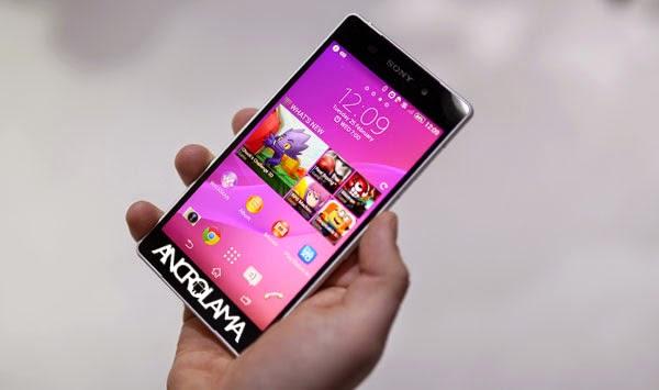 Sony Xperia Z4 Sızdırıldı