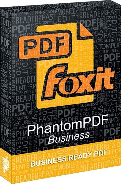 Foxit Phantompdf Business 6.1.3.0321 + Patch