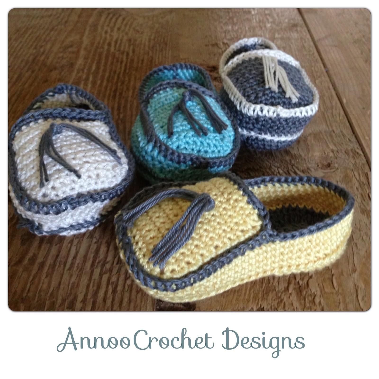 Crochet Baby Loafers Pattern Free : Baby Loafers Crochet Pattern Free