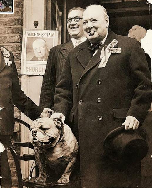 Políticos y sus mascotas. 23 fotos