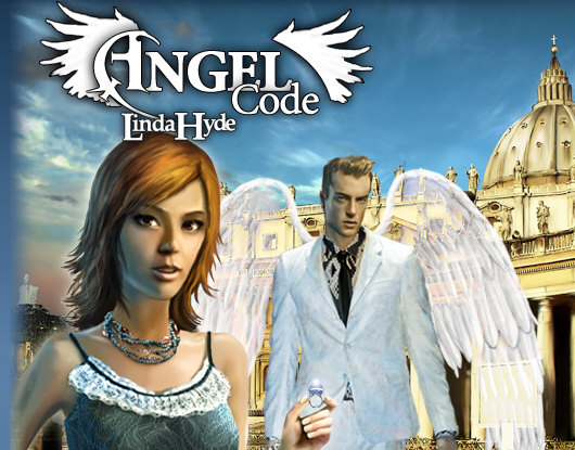 Angel Code- A Linda Hyde Mystery - NEW HOG [AllSmartGames]