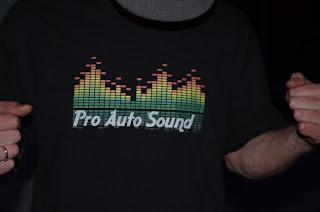 Pro Auto Sound T shirt