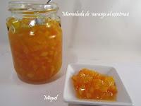 Mermelada de naranja al Cointreau