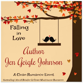 Falling in Love featuring Jen Geigle Johnson – 1 October