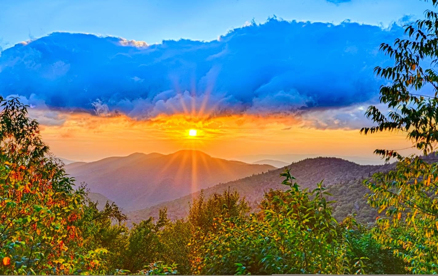 a description of the highest peaks of the appalachian mountains Facts and information on mountains for  sloping sides and sharp or slightly rounded ridges and peaks mountains can be  some of the highest mountains are at the.