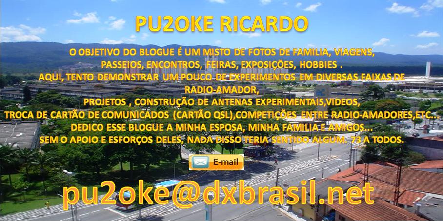 PU2OKE - RICARDO