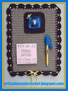 RETO AMISTOSO 22!! TOMA NOTAS! CUMPLIDO!