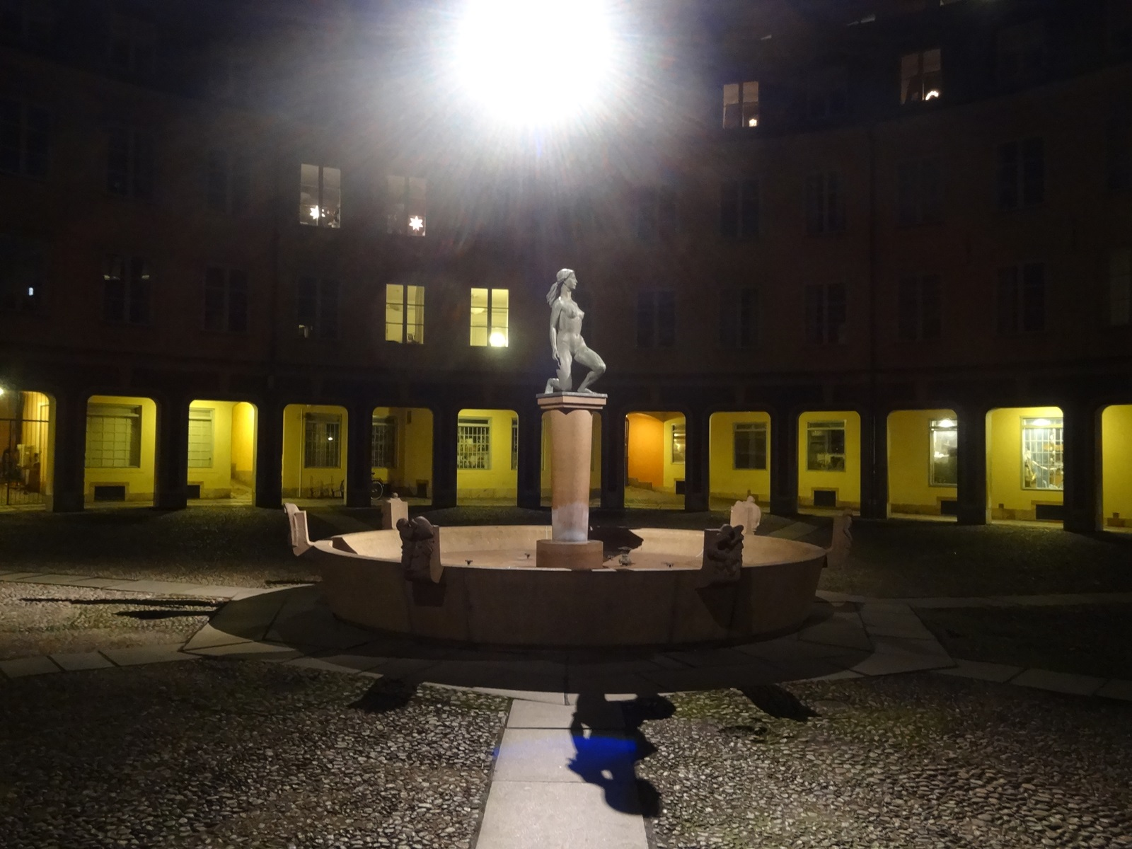 24 sztokholm dziedziniec Brantingtorget