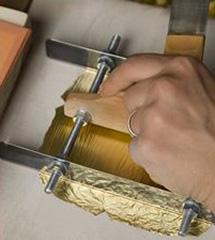 processamento do ouro