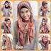 Tips Cara Memakai Jilbab (Kerudung) Modern
