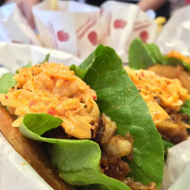 4Fingers Crispy Chicken - Katsu Chicken Sandwich