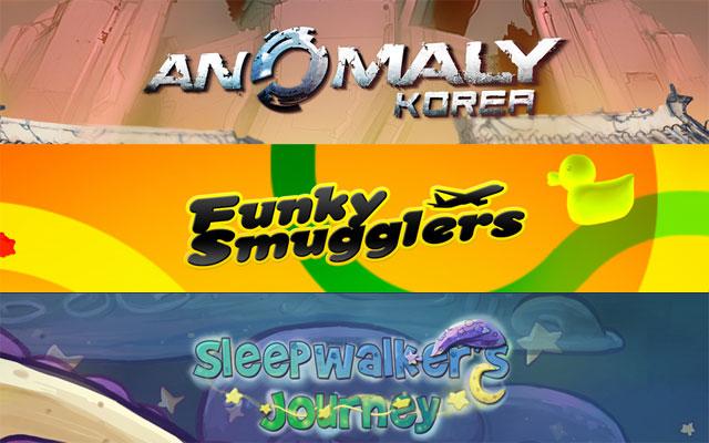 11 Bit Studios Anomaly Korea Funky Smugglers Sleepwalker's Journey